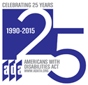 Celebrating 25 Years of the ADA