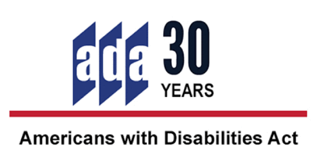 ADA 30 Years – Americans with Disabilities Act