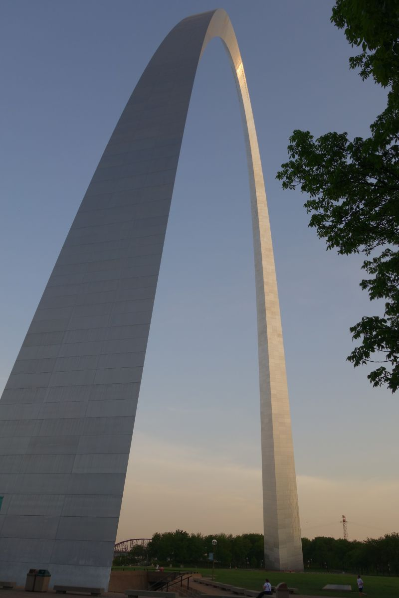 Renovating The St Louis Arch Complex To Welcome Everyone Ada