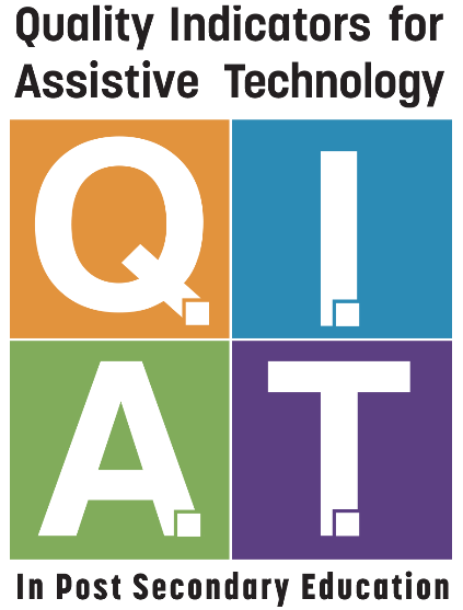 Quality Indicators for Assistive Technology logo