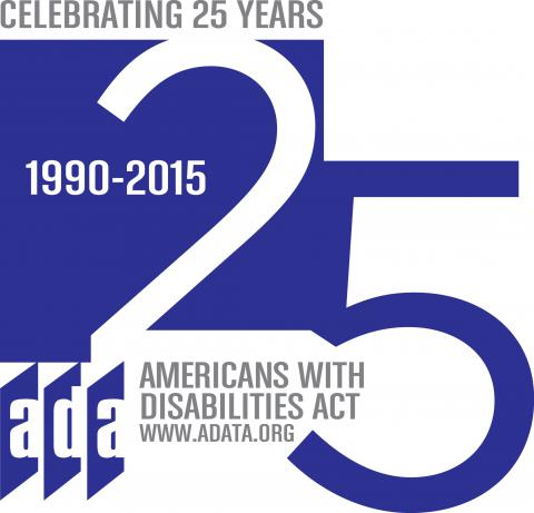 ADA 25 years